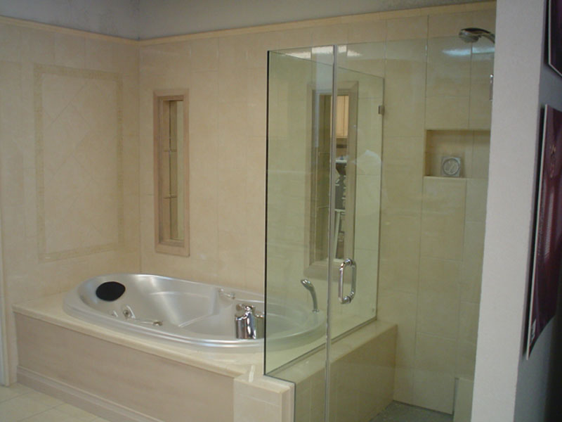 Los Angeles Glass Shower Doors Repair Replacement Orange County - Bathroom shower door repair