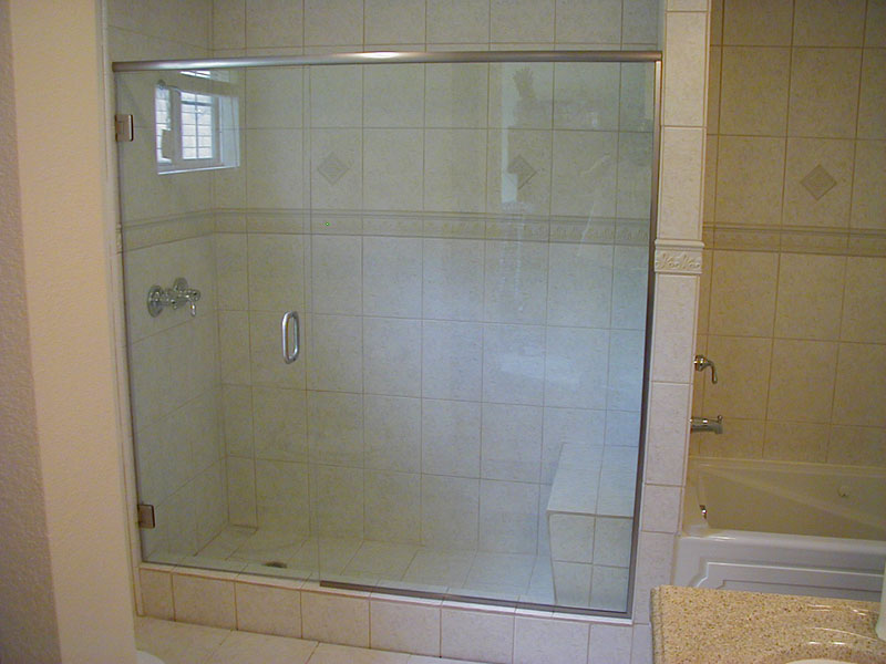 Los Angeles Glass Shower Doors Repair Replacement Orange County